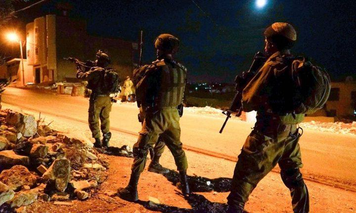 اعتقالات ومواجهات مع الاحتلال في الضفة(محدث)
