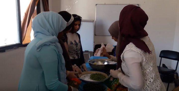 المطبخ الشبابي في نابلس.. ملاذ الفقراء في الشهر الفضيل (فيديو)