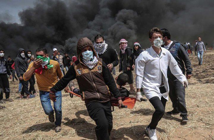 غزة.. استشهاد مواطنين متأثرين بجراحهما في مجزرة ذكرى النكبة
