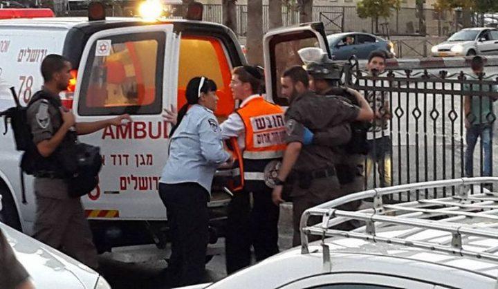 طعن مواطن في القدس
