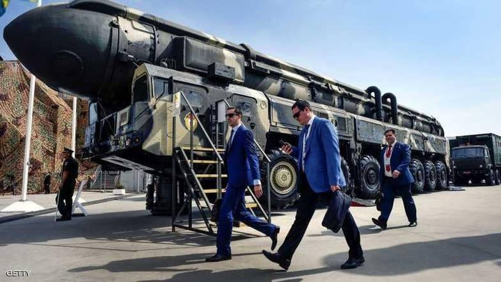 """روسيا تنجح في اختبار """"أطول"""" صاروخ """"يخيف أميركا"""""""