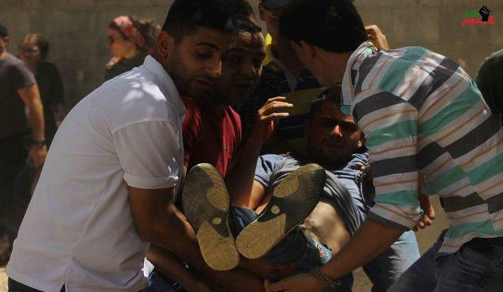 إصابة شاب برصاص الاحتلال في قرية كفر قدوم