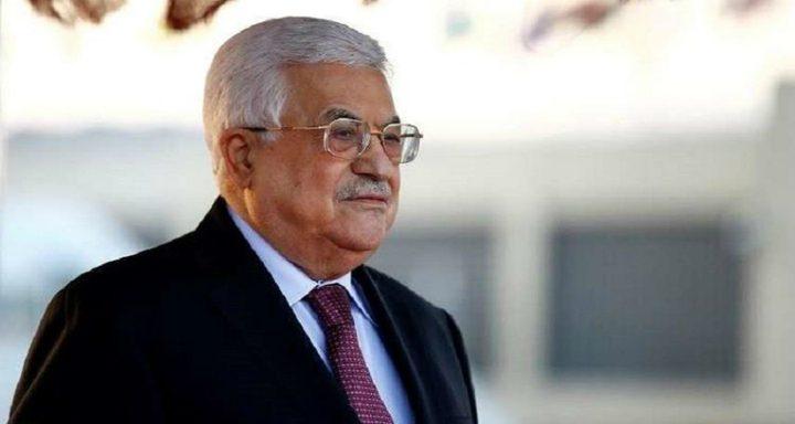 المقداد يطمئن على صحة الرئيس عباس
