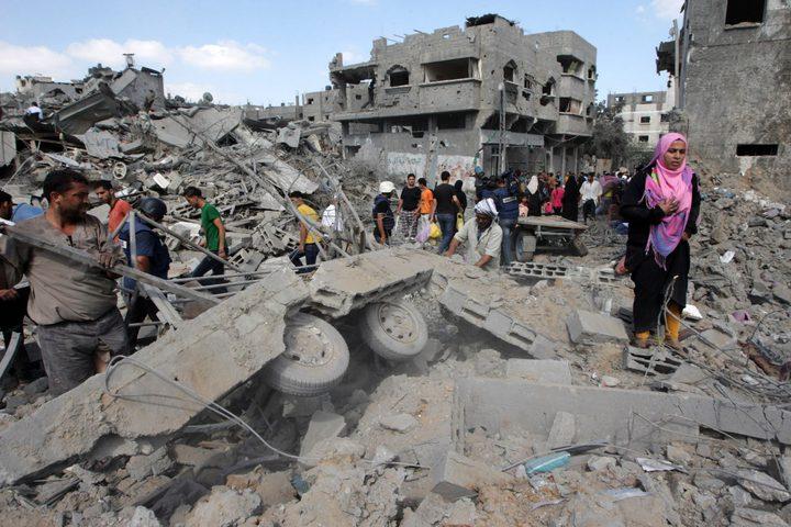 محلل اسرائيلي: لا سبيل لمنع مواجهة عسكرية الا بتطوير غزة وخطة لإعمارها