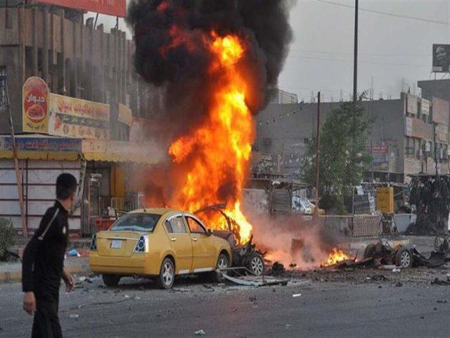 انفجار يستهدف مقر الحزب الشيوعي العراقي وسط بغداد
