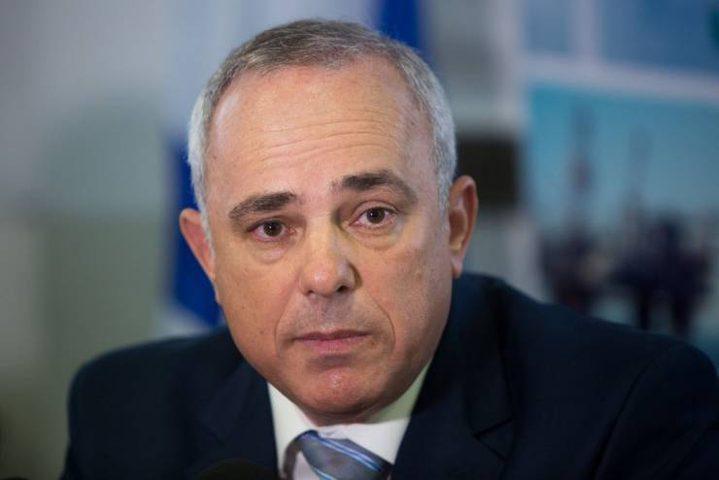 وزير اسرائيلي يشتم الاتحاد الأوروبي