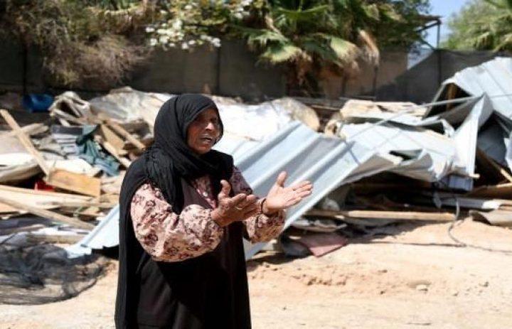 الاحتلال يُقر هدم تجمع الخان الاحمر وترحيل سكانه