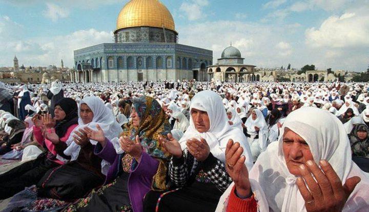 خطيب المسجد الأقصى: اجراءات الاحتلال لن تغير من حقيقة اسلامية الأرض