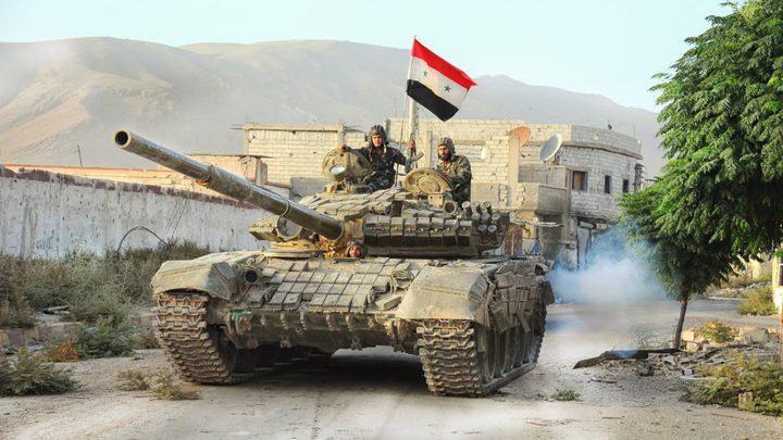 وكالة الأنباء الفرنسية: الجيش السوري يلقي منشورات فوق درعا تحذر من عملية عسكرية