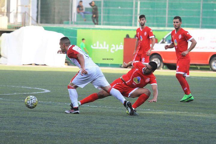 الرجوب يهنئ هلال القدس لفوزه بلقب كأس فلسطين