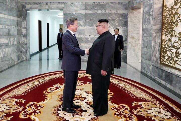 رئيس كوريا الجنوبية يلتقي الزعيم الكوري الشمالي في قمة ثانية