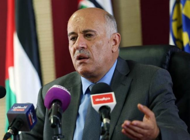 الرجوب: اللجنة القيادية ستُراجع كل شؤون غزة وتُسلمها للرئيس عباس