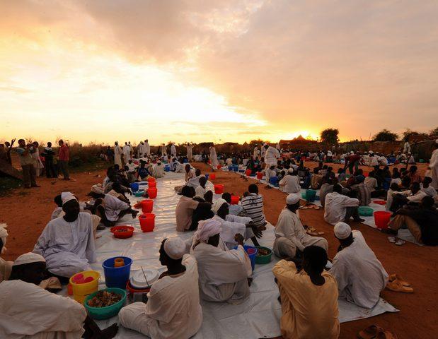 صدفة تنعش رمضان السودانيين