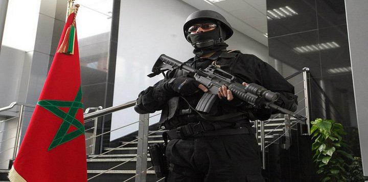 الأمن المغربي ينفي اقتناء أسلحة إسرائيلية