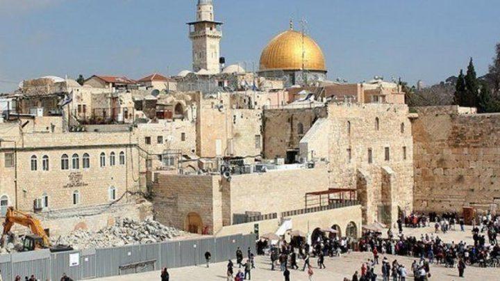 دراسة: الاحتلال غيّر اسم 667 موقعاً تراثياً في القدس