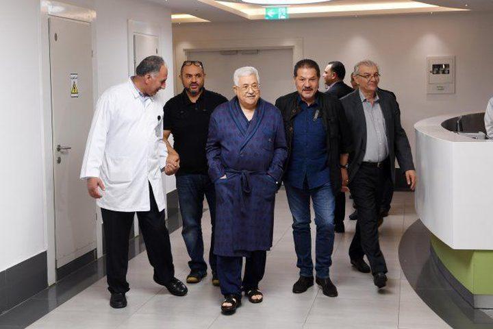 """الرئاسة تعلن """"تأجيل خروج الرئيس من المستشفى"""""""