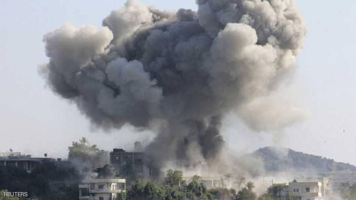 "قتلى بـ""قصف فسفوري"" في سوريا"