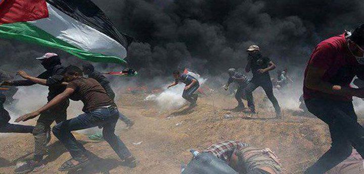ارتفاع عدد شهداء قصف الاحتلال على غزة إلى ثلاثة