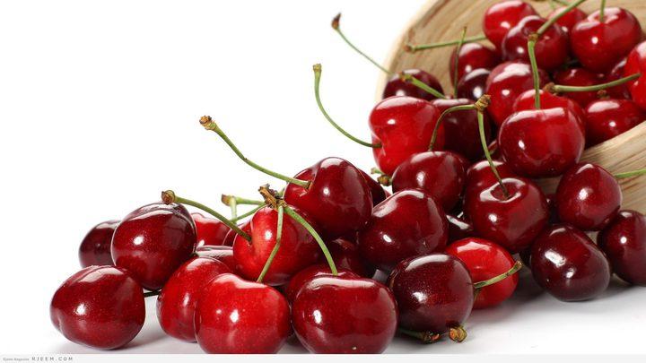 فوائد الكرز الأحمر.. مناعة وجمال وصحة