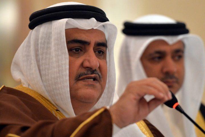 وزير خارجية البحرين: السفارة الأميركية ليست في القدس الشرقية