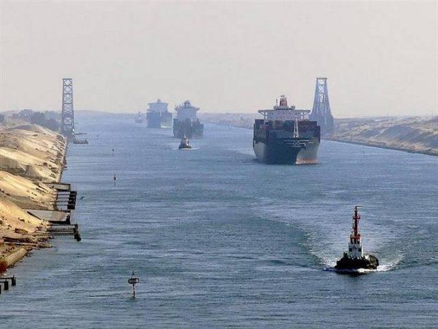 13.4 % ارتفاعا فى إيرادات قناة السويس منذ مطلع العام الجاري