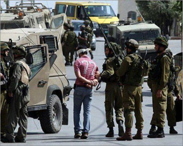 الاحتلال يعتقل شابا من طوباس