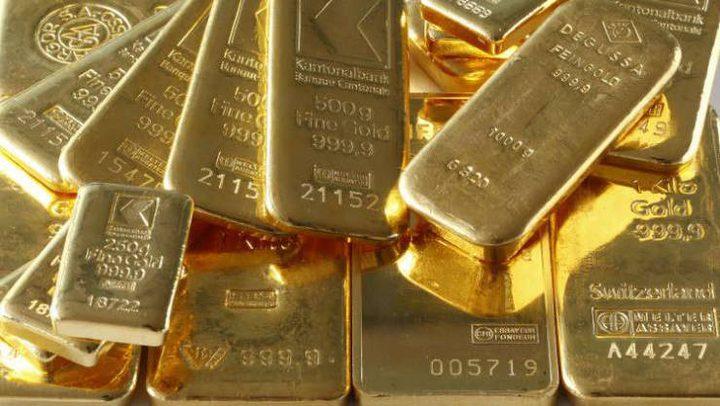 هذا احتياطي الذهب لدى كل دولة عربية