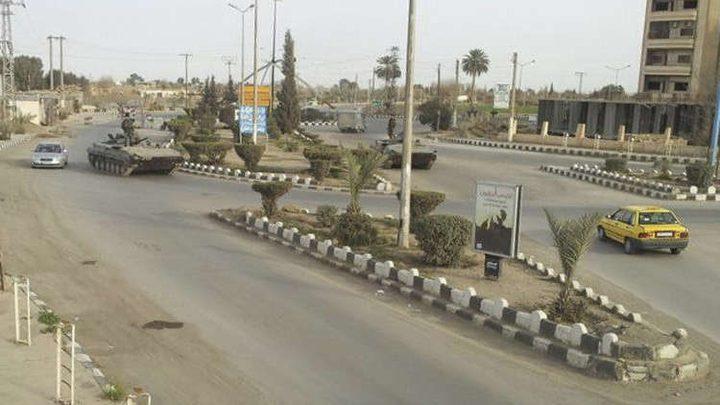 مقتل عسكريين روسيين.. الجيش السوري يصد هجوما عنيفا في دير الزور