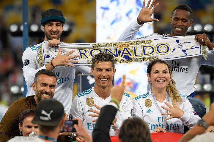 رونالدو يثير الشكوك حول بقائه مع الريال