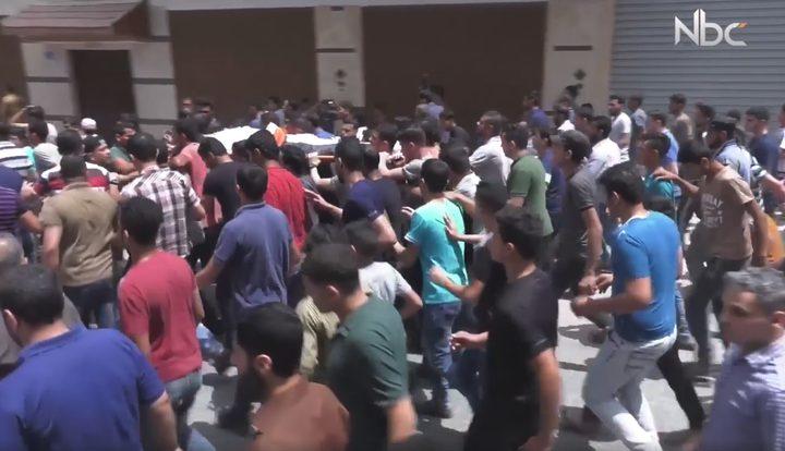 ارتفاع حصيلة اعتداءات الاحتلال على فعاليات مسيرات العودة (فيديو)