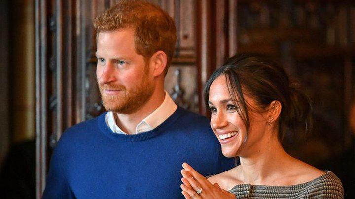 """ميغان جعلت هاري يبكي يوم """"الزفاف الملكي!"""
