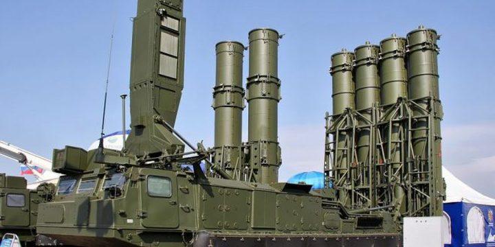 """الهند تشتري منظومة الدفاع الجوي """"اس 400"""" الروسية"""