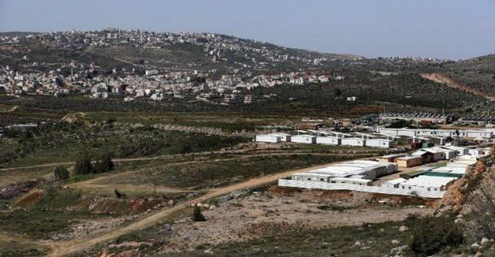 """نتنياهو يوافق على خطة لتنظيم""""ملكية"""" أراضي المستوطنات بالضفة"""