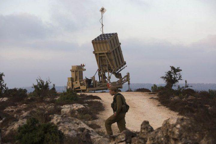 """الاحتلال ينشر """"قبباً فولاذية"""" على حدود غزة"""