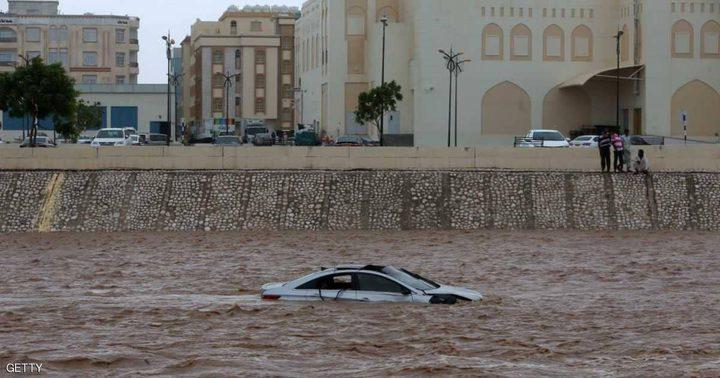 """الإعصار """"مكونو"""" يخلف قتلى في اليمن وعمان (فيديو)"""