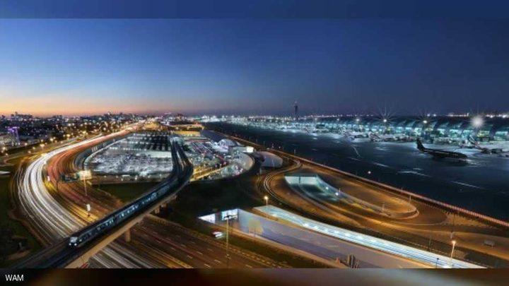 أكثر من 7 ملايين مسافر عبر مطار دبي في أبريل