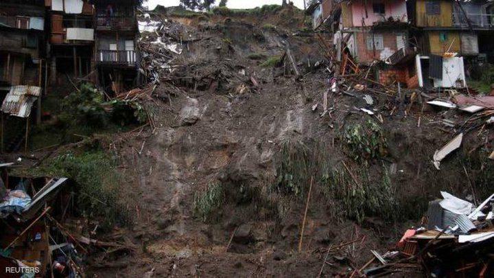 أثيوبيا: مصرع 23 شخصاً في انهيار أرضي بسبب الأمطار