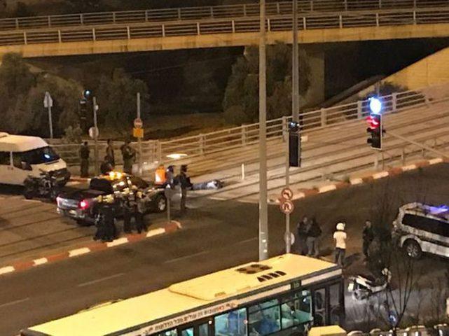 الاحتلال يعترف بأن الفتاة التي أطلق عليها النار في القدس لم تكن مسلحة