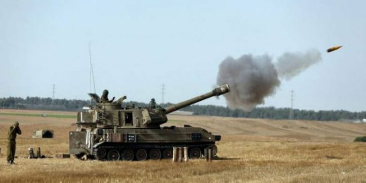 شهيد بقصف مدفعي شمال قطاع غزة