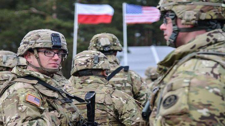 """بولندا تطلب قاعدة أمريكية على أراضيها  لردع """"العدوان الروسي"""""""