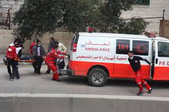 وفاة طفل بحادث دهس في خان يونس