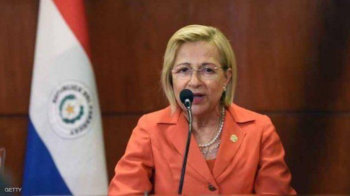 لأول مرة.. رئيسة باراغواي امرأة