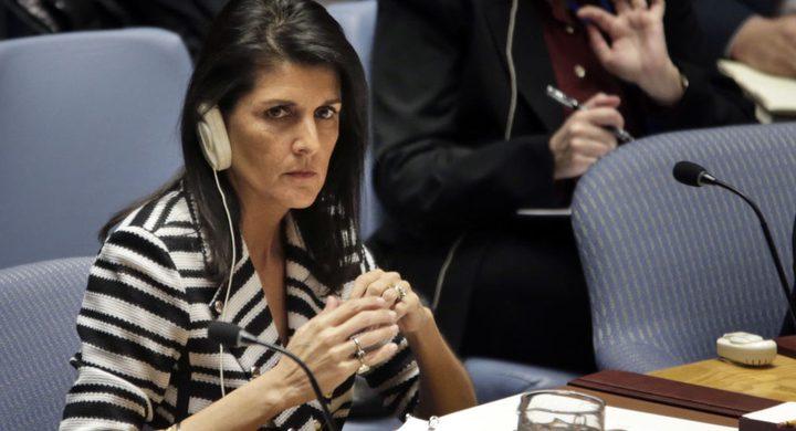 بطلب من واشنطن: مجلس الأمن يناقش إطلاق الصواريخ من غزة غداً