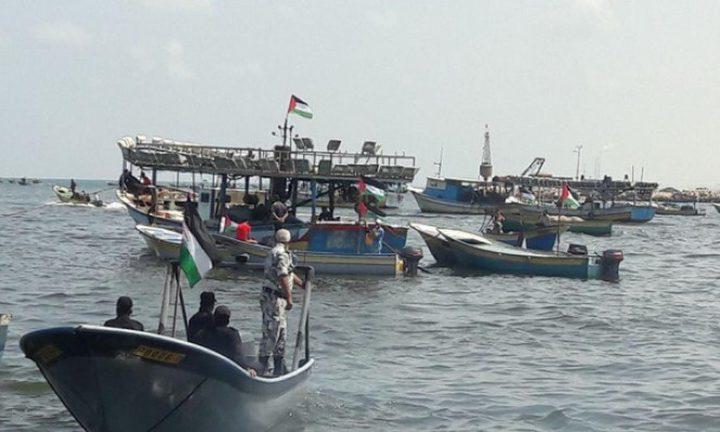 بحرية الاحتلال تقتحم سفينة الحرية وتعتقل مَن على متنها