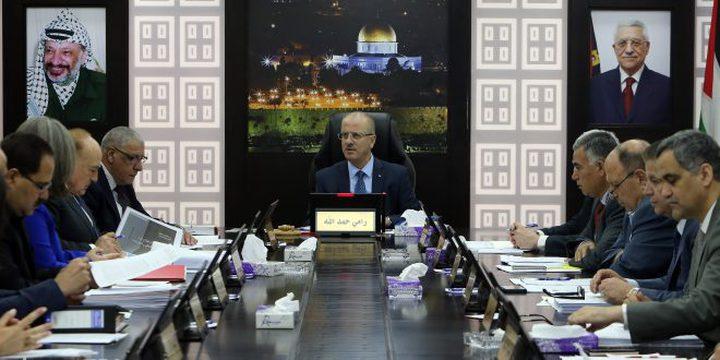 مجلس الوزراء يصادق على الخطة الوطنية لدعم التعليم في القدس