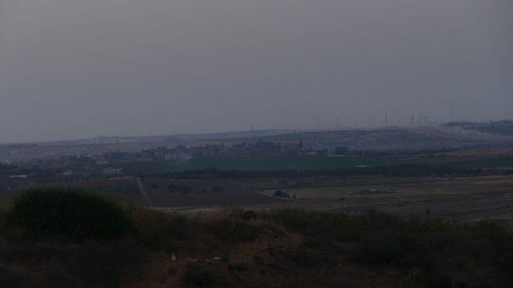 الاحتلال يزعم بأن فلسطينيين أطلقوا النار تجاه قواتهم بناحل عوز