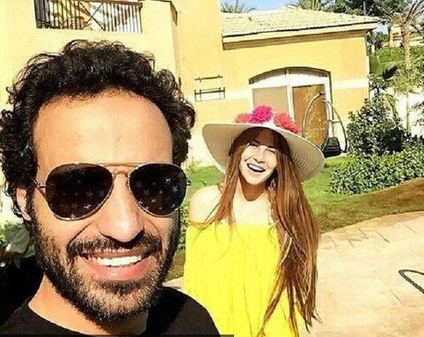 طلاق منة حسين فهمي وأحمد فهمي هل هناك محاولات للصلح؟