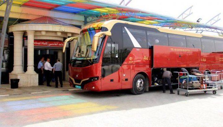 تنقل 3731 مسافر أمس الثلاثاء على معبر الكرامة