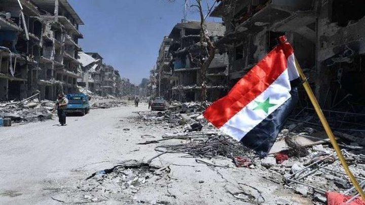 سكان مخيم اليرموك بدأوا بالعودة إلى بيوتهم