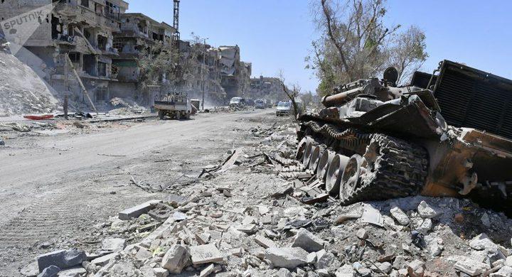 لافروف يدعو جميع التشكيلات الأجنبية إلى مغادرة جنوب غربي سوريا